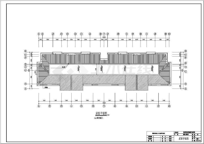 5200平米五层砖混砌体住宅毕业设计((含计算书,施工组织设计,建筑结构
