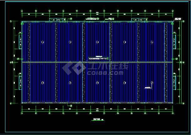 上海立本船舶有限公司扩建车间建筑设计图 -图2