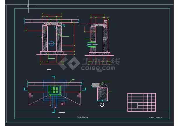 HE居县炉兴停车场工程及室外工程-图2