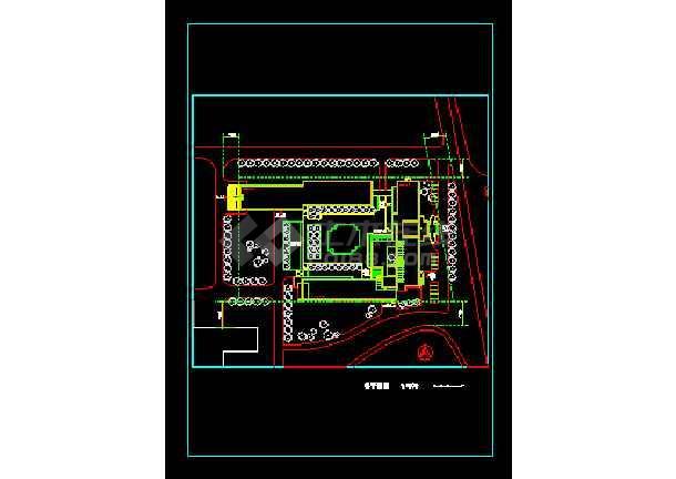 某滨州职业技术学院医学实验楼方案-图1