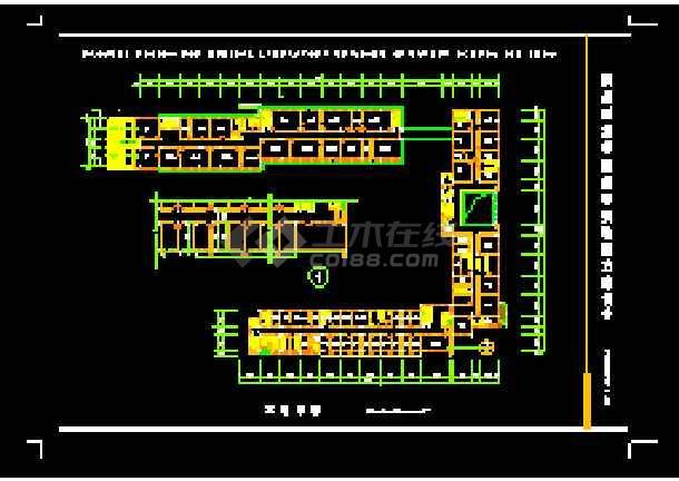 某滨州职业技术学院医学实验楼方案-图2