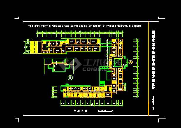 某滨州职业技术学院医学实验楼方案-图3