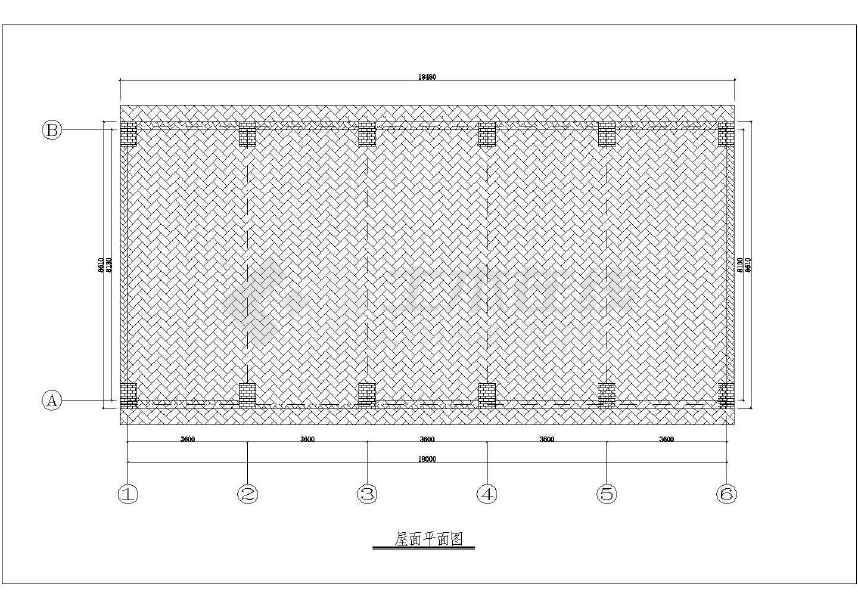 某地工业园建筑全套设计图(办公楼,配电房,别墅等)-图2