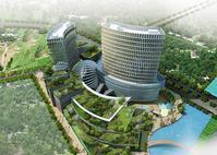 余杭:良渚杜甫农民高层公寓项目引入BIM技术