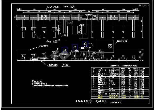 公路交通工程护栏设计通用图(最新版规范60张全)-图1