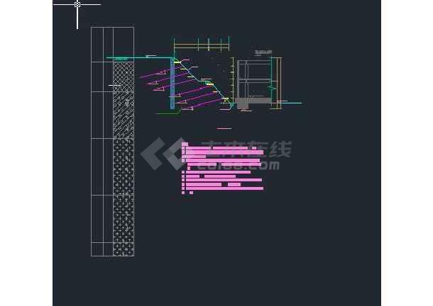 洋城岗小学建筑设计工程基坑围护-图1
