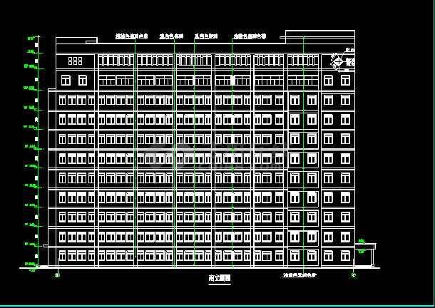 某市十一层真空外科方案楼建筑医院cad六合无绝对房屋病房v真空图片