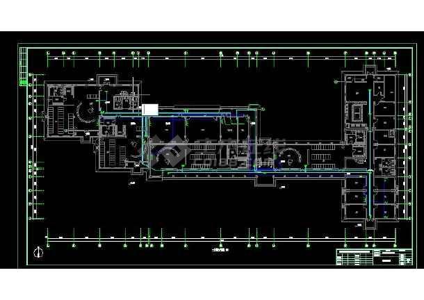 【整合】六套幼儿园建筑电气设计图纸-图3