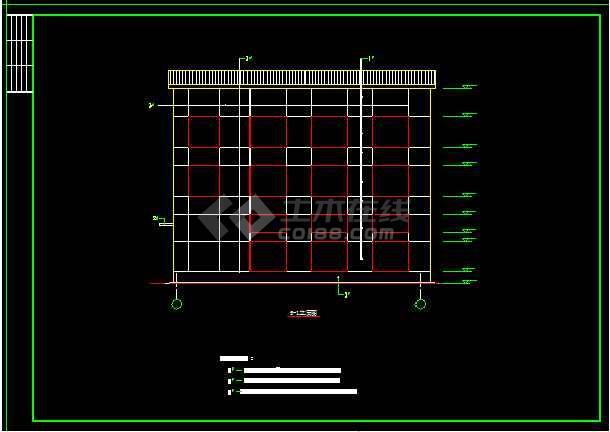 空气压缩机方案建筑施工cadv方案图片图纸cad插入出来厂房不中打印图片