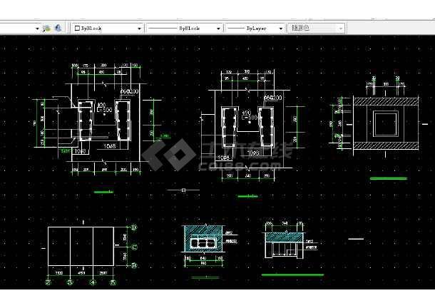 长城全套维修建筑设计图纸方案CAD图纸修补3c荣耀古建华为图片