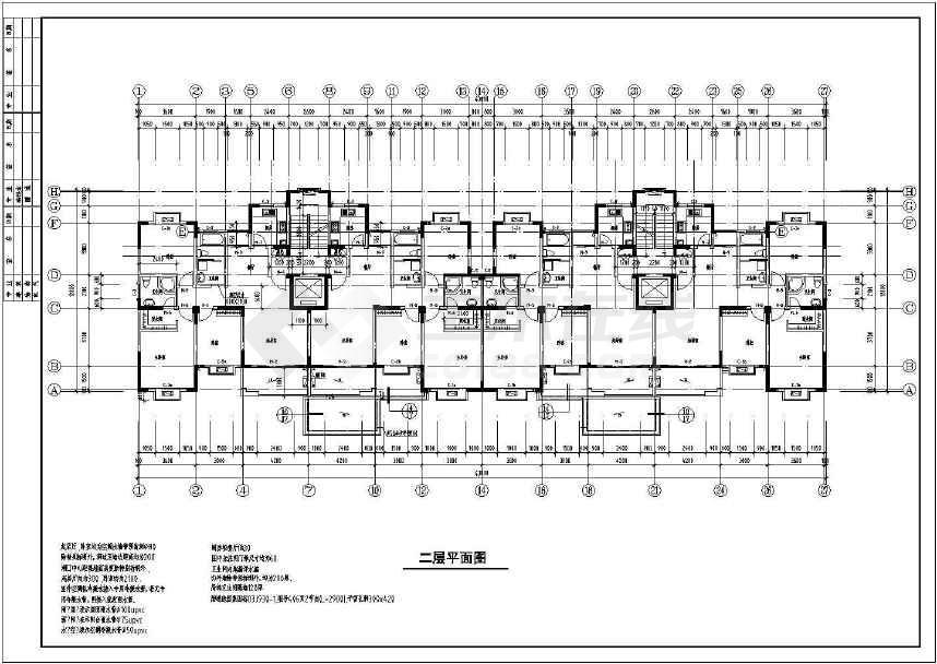 南郡高层小明珠住宅建筑cadv高层图纸在cad里面怎样圆弄,五边形图片