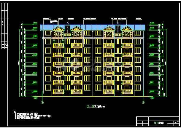 某旌湖星辰11-2#、12-1#楼住宅设计图纸辊破碎机图纸式双图片
