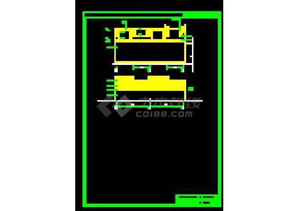 博物馆展厅建筑结构施工全套方案设计详图-图3