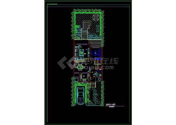 内容:包括平面布置图,庭院绿化示意图等,设计精准,可供参考下载.