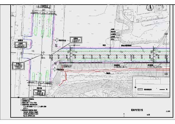 天湖南路综合改造提升工程道路设计图纸-图3