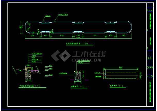 上海大宁四季家园景观环境全套施工图-图2