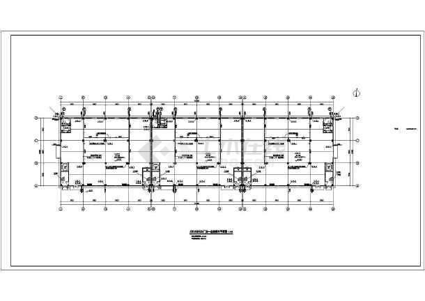 某地大型工业建筑工程给排水设计(含设计说明)-图1