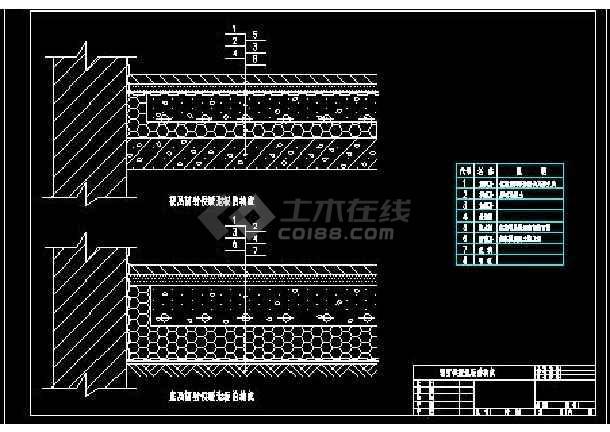供热分户计量通用标准设计施工CAD图-图2