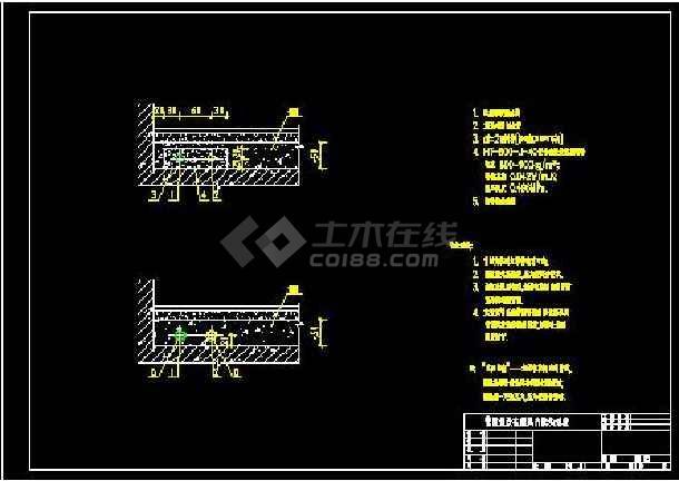 供热分户计量通用标准设计施工CAD图-图3