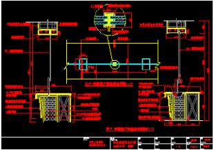 某商业银行柜台装修设计CAD平面图数独海报设计图片