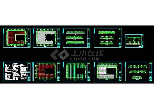 安微晨旺钢结构草图CAD建筑施工v草图工程图纸导出cad透视有图片