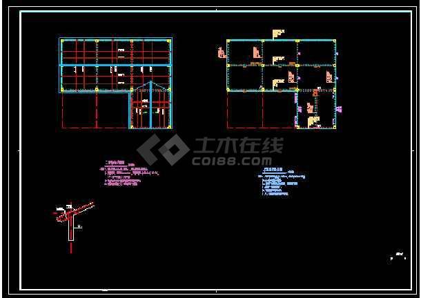 青杉港寿桥区域改造提升工程设计--结构-图1