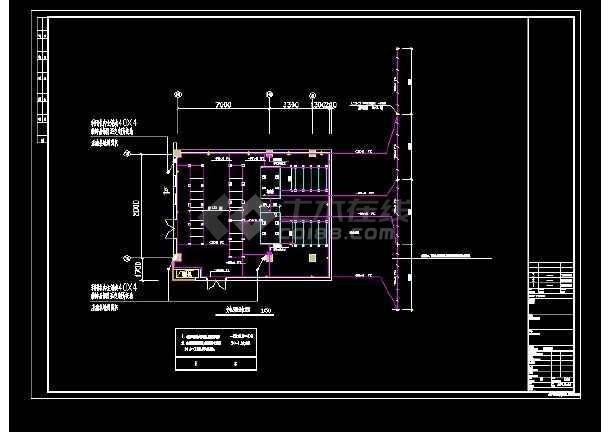带二台2000kva变压器,变压器供电电压为380/220v;10kv配电装置采用un