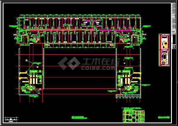 某机场VRV空调系统全套图纸-图3