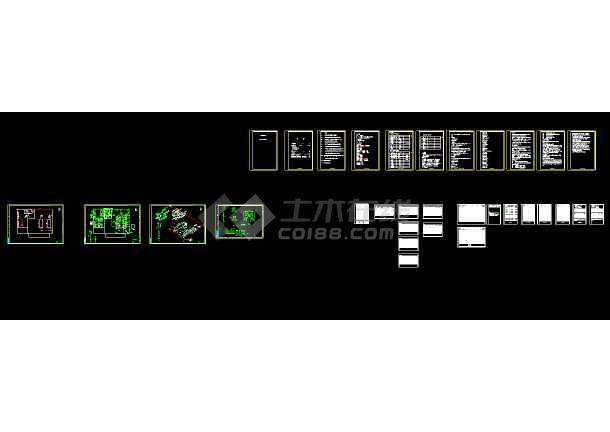 7MW燃气热水锅炉(工业管道)-图3
