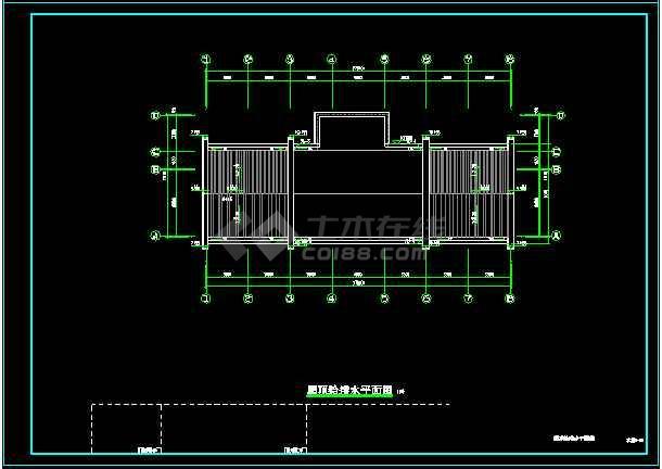 洪洞市南蒋村党群服务中心--给排水-图2