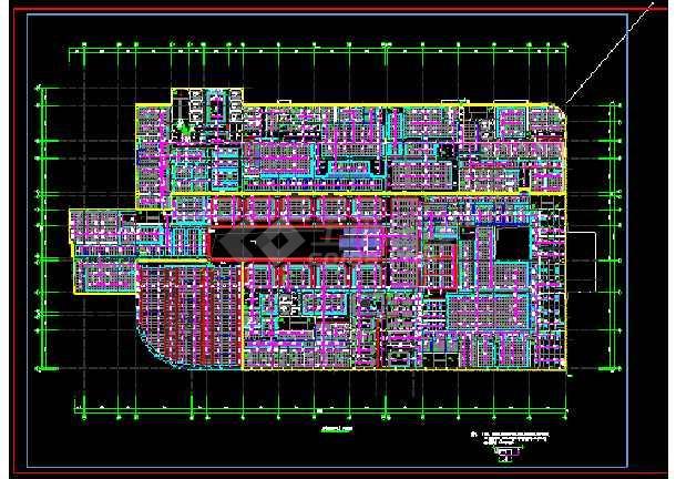 某市第二人民医院装修工程--水专业-图2