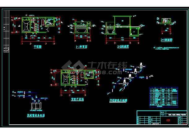 150t/d制药废水工程-图1