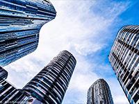 """临港建设全国首个BIM+GIS城市大数据平台打造""""未来之城"""""""