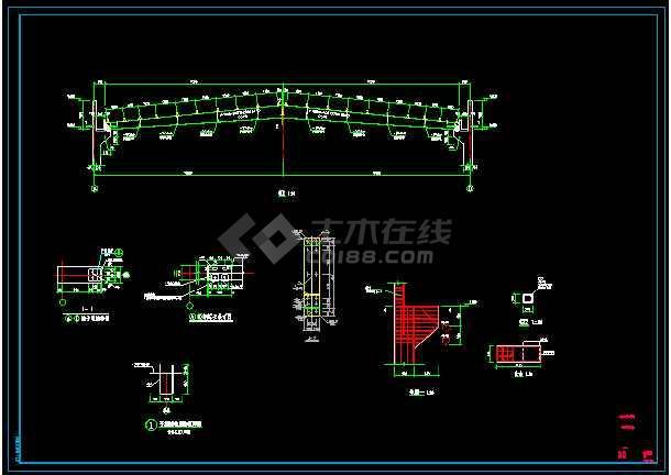 牟长发 生产厂房集聚工程--结构专业设计-图1