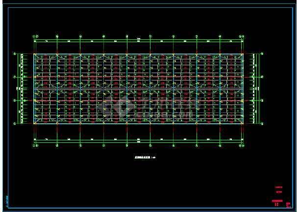 牟长发 生产厂房集聚工程--结构专业设计-图2