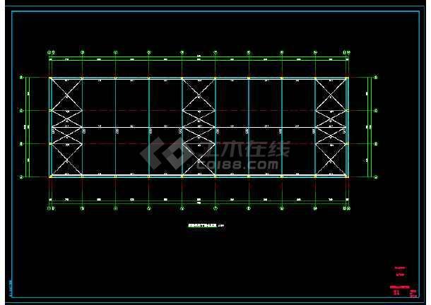 牟长发 生产厂房集聚工程--结构专业设计-图3