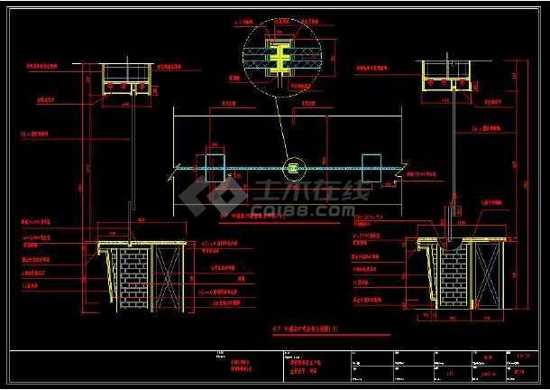 某地视频室内装修设计cad银行v视频柜台图cad方案古典家具画图片