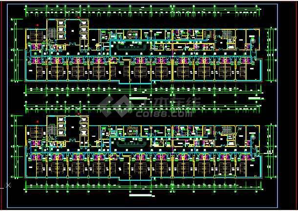 大华市哲明人民医院新建工程--暖通设计-图1