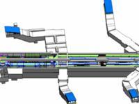成都地铁3号线二三期站后工程全面推广BIM技术