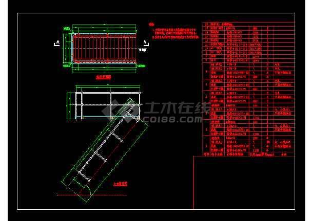 球接栏杆建筑cad设计详细标准图集-图2