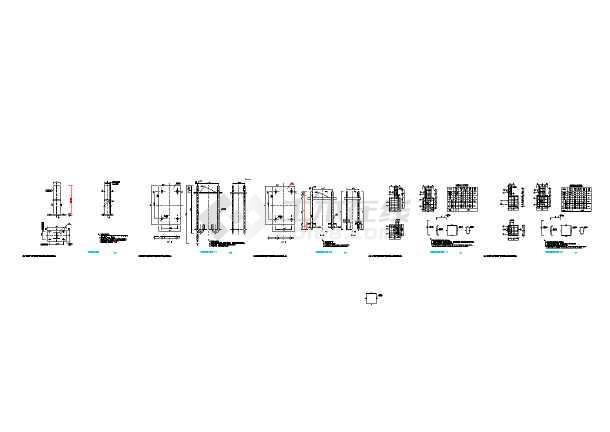 某屏障已经实施的图纸声全套v屏障高速练习图纸3d图片