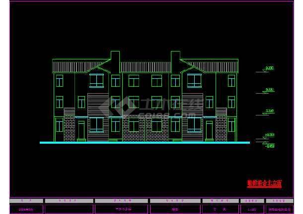 一套详细的新农村住宅建筑设计方案-图2