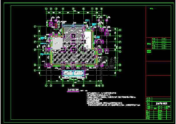 某地三层框架结构住宅楼改造加固结构千亿国际客户端下载图-图1