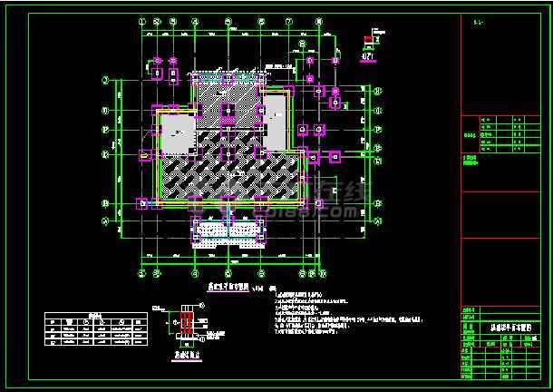 某地三层框架结构住宅楼改造加固结构千亿国际客户端下载图-图2