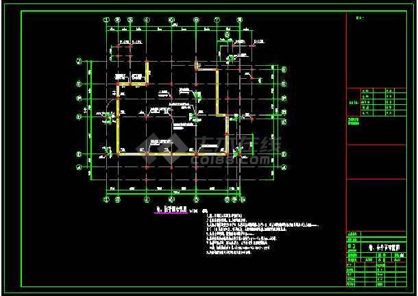 某地三层框架结构住宅楼改造加固结构千亿国际客户端下载图-图3