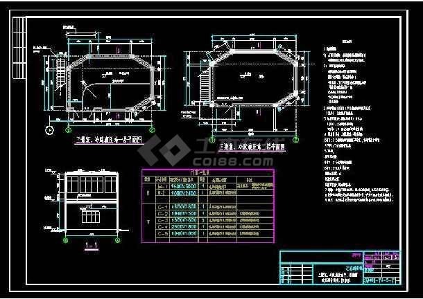 某三操室、图纸液压站结构cad设计图乐高8043冷床图片