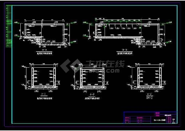 5米钢板筒仓结构设计图