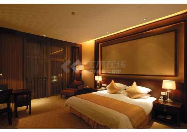 绍兴某五星级园林酒店cad设计施工图(含实景)-图3