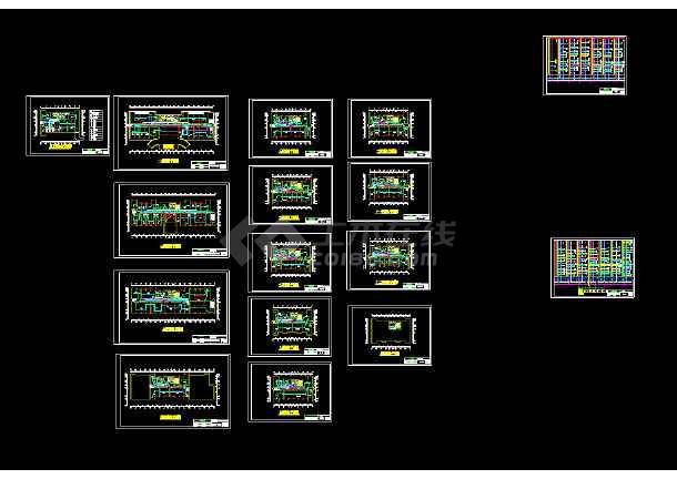 十二层大厦照明及电视监控系统电气毕业设计(设计说明、附件、图纸封皮、外文翻译、目录、摘要、、指导教师评审表、评阅人评审表、答辩提问、成绩汇总表、)-图2