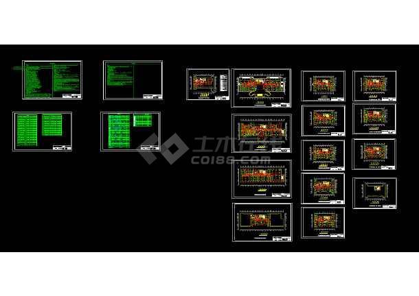 十二层大厦照明及电视监控系统电气毕业设计(设计说明、附件、图纸封皮、外文翻译、目录、摘要、、指导教师评审表、评阅人评审表、答辩提问、成绩汇总表、)-图3